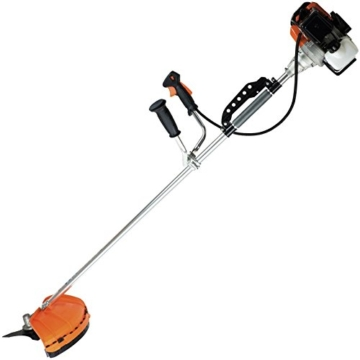 2in1 Benzin Motorsense DEMON Rasentrimmer 5,2 PS Freischneider Trimmer RQ580 OG2 -